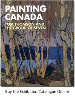 Painting Canada Catalogue