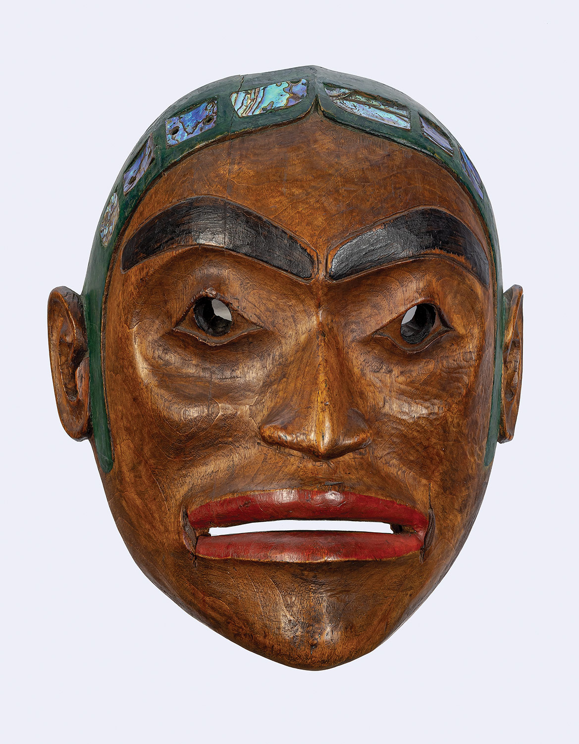 Nisga'a Face Mask