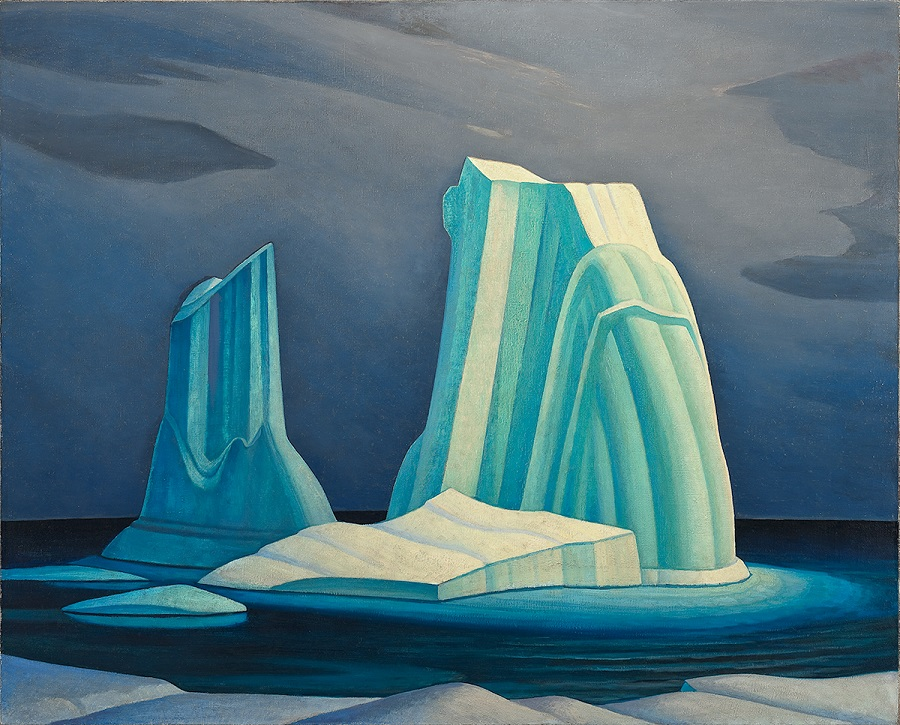 Higher States: Lawren Harris and His American